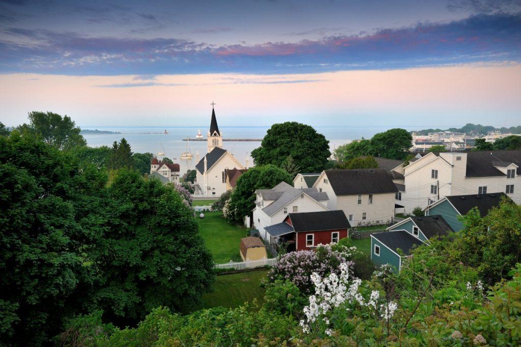 Five Beautiful West Michigan Lake Towns