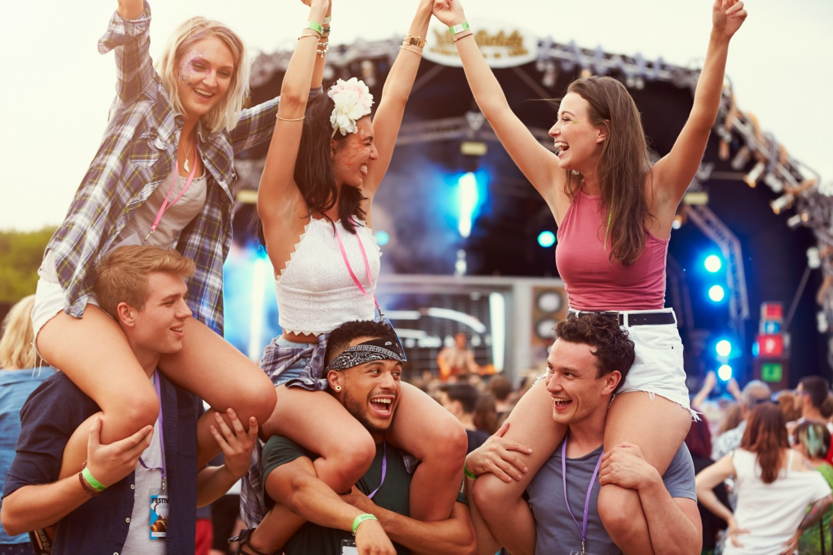 Late-Summer Music Festivals