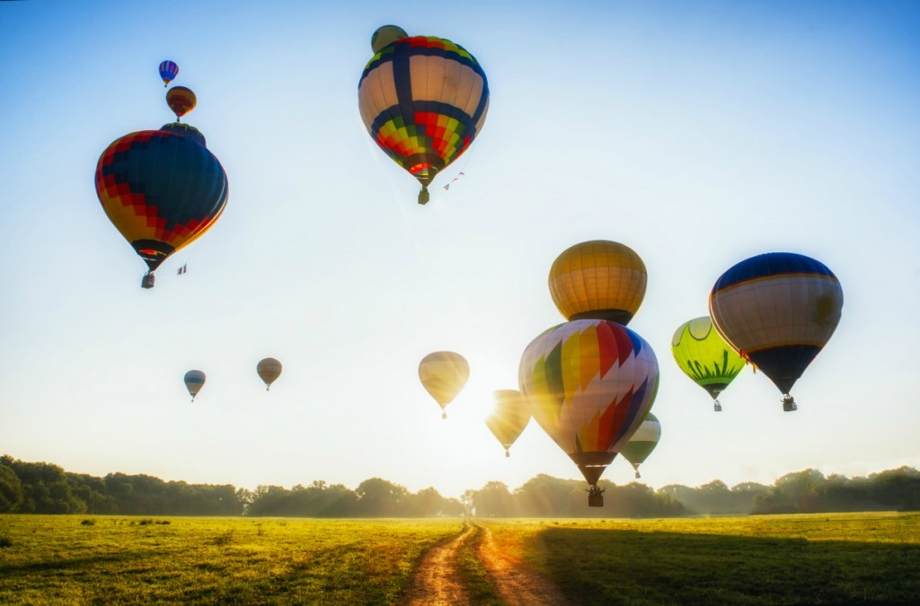 Ultimate Excursions Reviews Hot Air Balloon Festivals Across America