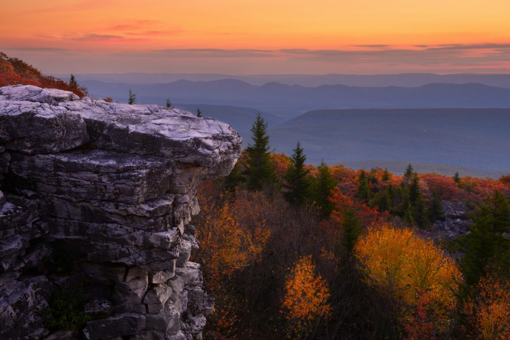 West Virginia's National and State Parks